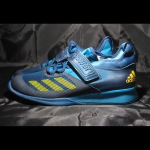 d4c3d2c8e12cd5 adidas Shoes - Adidas Weightlifting Crazy Power Shoes Size 10